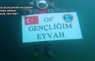 Askerlerimiz Çanakkale Türküsü Söylüyor