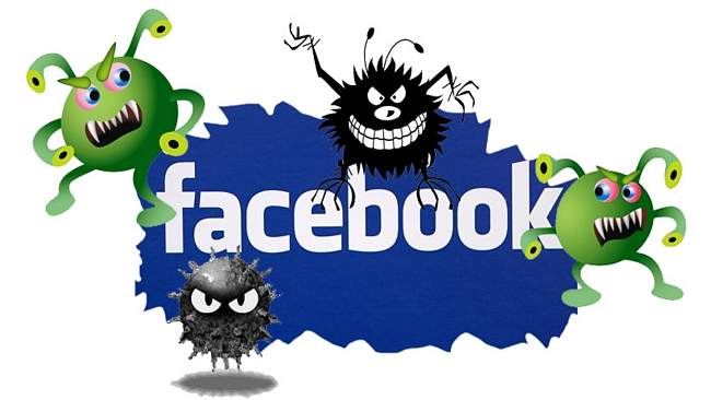 Facebook Uygulamaları Virüs Bulaştırabilir.