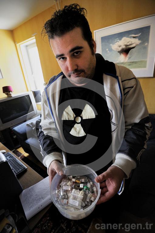 Evde Atomu Parçalayan Adam