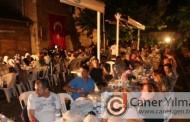 Ermeni Kilisesi Bahçesinde Sahur
