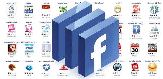 Facebook Uygulamalarına Dikkat Edin