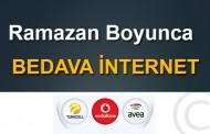 Ramazan'da Bedava İnternet!