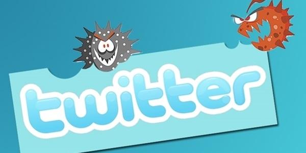 Twitter Üzerinden Gelen Virüs İçerikleri